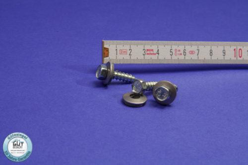 Schrauben Verbindungsporfil Metall