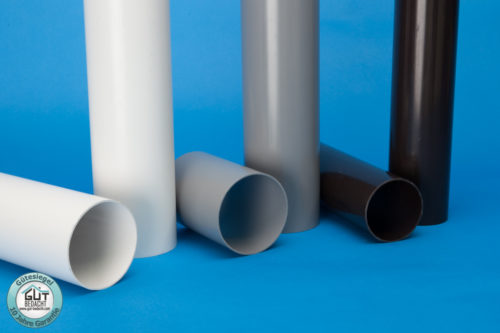 Kunststoff Fallrohr aus PVC von S-Lon