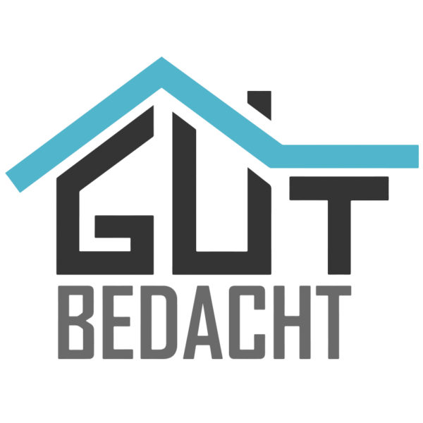 Logo Gut-Bedacht in 600x600px
