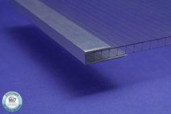 Alu U Prpfil 20-35 mm für Stegplatten in 10 mm