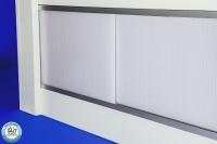 Schiebetüren geschlossen