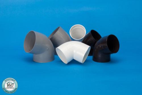 Fallrohrbogen aus Kunststoff