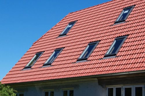 Kunststoffdach