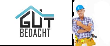 GUT BEDACHT – Stegplatten für Ihre Überdachung günstig online kaufen Logo