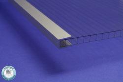 Alu U Profil für 10 mm silber eloxiert